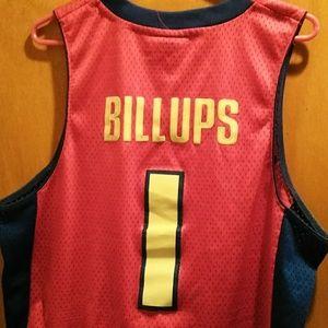 Çhancy Billups Reebok jersey